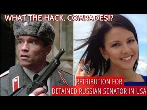 RED HEAT! Russia's Communists Demand Detention Of Arnold Schwarzenegger In Russia!
