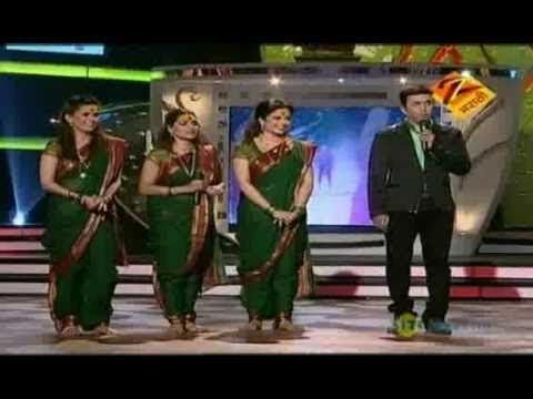 Eka Peksha Ek Apsara Aali Jan. 12 '11 - Urmila, Neha & Sonali