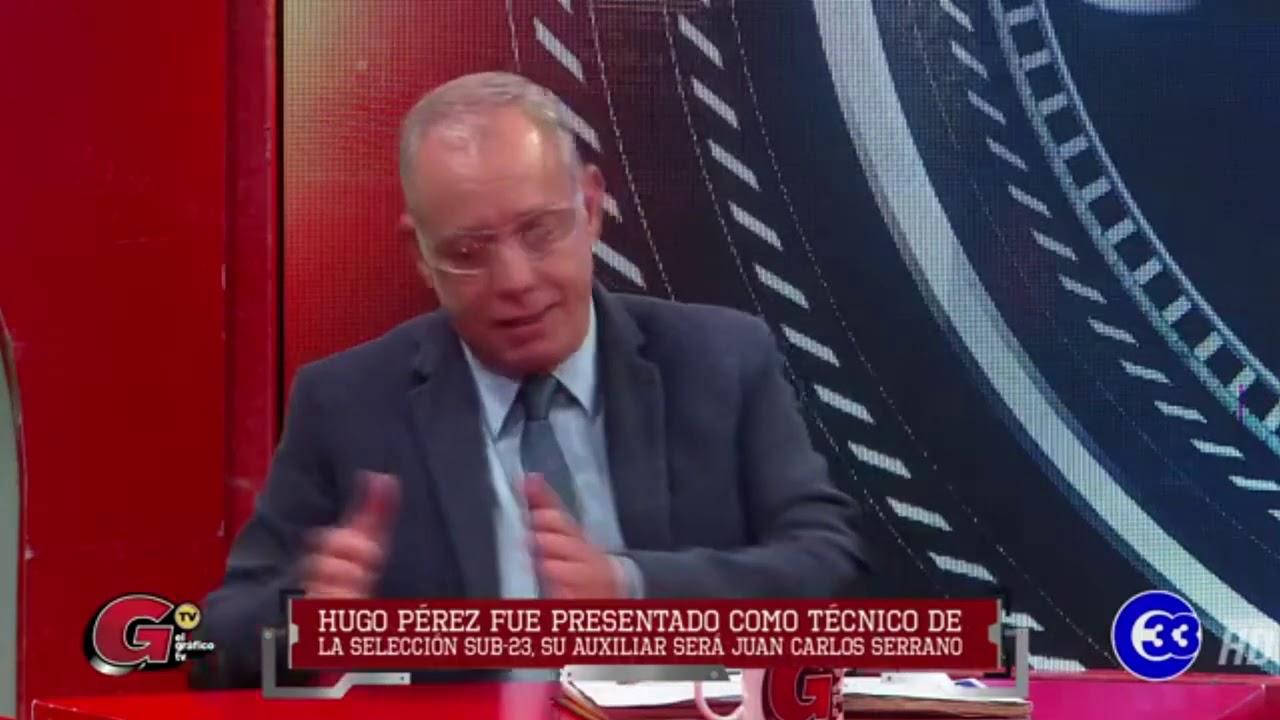 Download ¿Por qué la llegada de Hugo Pérez desató polémica en El Gráfico TV?