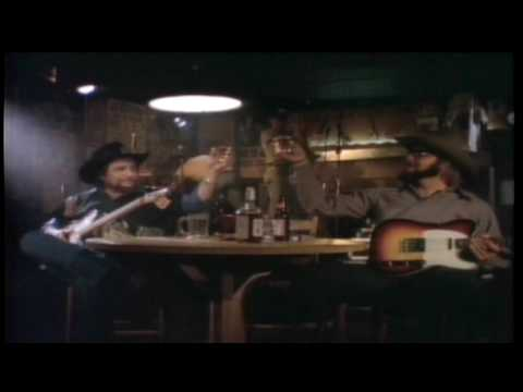 Waylon Jennings With Hank Willaims Jr. - The Conversation ‌‌ - Bohemia Afterdark