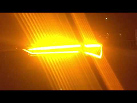 New seat leon facelift led taillights retrofit youtube for Seat leon led verlichting