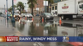 Team Coverage: Deadly Bay Area Storm Leaves Behind Trail Of Damage
