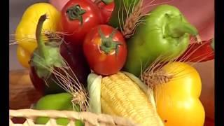 час Порад - как сделать букет из овощей