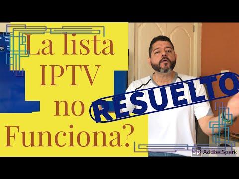 Lista M3U que funcione siempre  Aqui tu solución Lazy IPTV  actualiza links automáticamente  2018