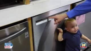 KitchenAid KDFE104HPS Dishwasher Review - Appliance Factory reviews