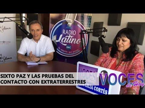 ¡Pruebas De Vida Extraterreste! | Voces De Hoy | Radio Latino | Ana Lilia Cortes
