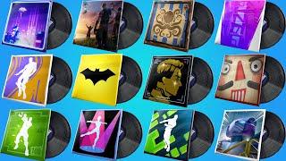 All Fortnite Lobby Music Packs (51)