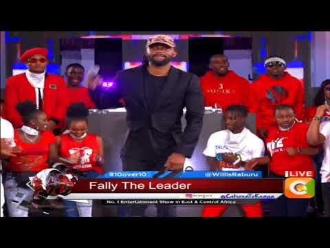 Fally Ipupa rocks the show #10Over10