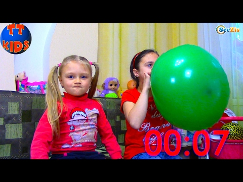 Челлендж попробуй повтори за 7 секунд Видео для детей