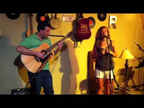 Gracie Dover - Travelin' on my mind (at Ragamuffin...