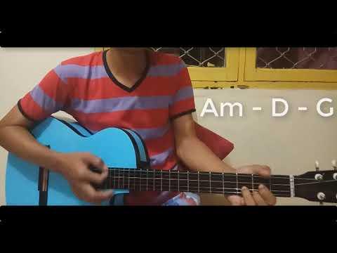 [Tutorial] Chord Guitar Bintang Kehidupan - Nike Ardila