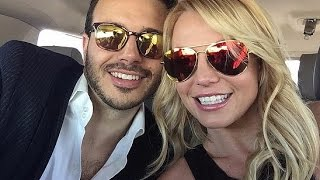 Cute Britney Spears and Charlie Ebersol Pictures
