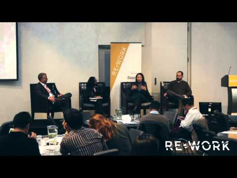 The Challenges & Opportunities of Investing in IoT - Panel Discussion, RE.WORK Connect Summit 2015