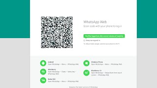 WhatsApp Web: WhatsApp para PC - ¿como instalar y usar?