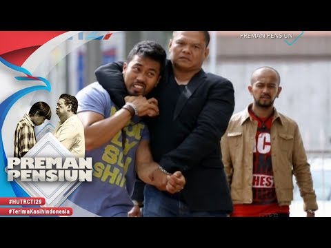 PREMAN PENSIUN - Iwan Ditangkap Anak Buahnya Jamal [29 Juli 2018]