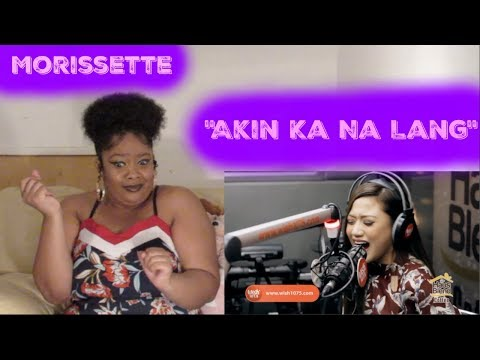 Morissette- Akin Ka Na Lang on Wish 107 5 Bus Reaction Angel Rising