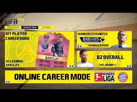 FIFA 17 CAREER MODE MANAGER AND PLAYER - 10 FEATURES WE NEED!!