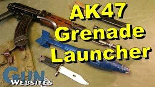 Yugo AK47 Grenade Launcher (M-70AB2)