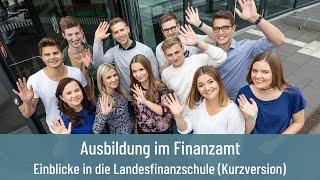Ausbildung in der Finanzverwaltung – die Landesfinanzschule NRW in Wuppertal