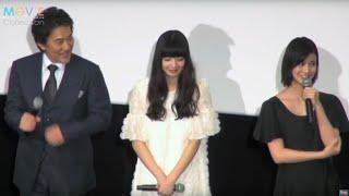【ゆるコレ】小松菜奈と橋本愛の女子トークに中島監督が地雷発言 http:/...