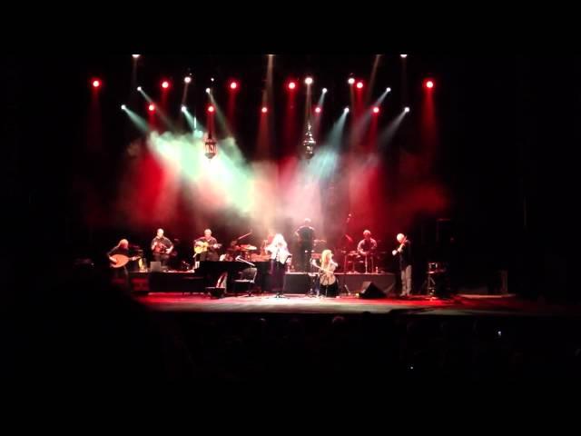 Loreena McKennitt - The Mummers' Dance @ Roma