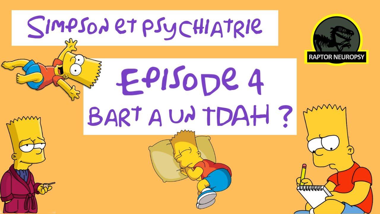 Bart Simpson a un TDAH ?