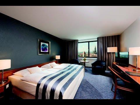 Zimmer / Suite 1506 im Maritim Ulm Hotel