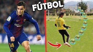 COUTINHO CHALLENGE ¡Retos de fútbol épicos!