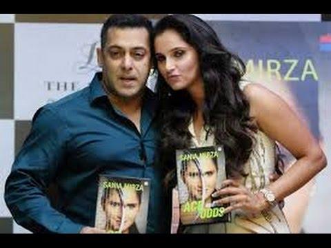 """Salman Khan """"ने ये तारीख़ बताई को अपनी शादी  की Saniya Mirza Ko"""""""