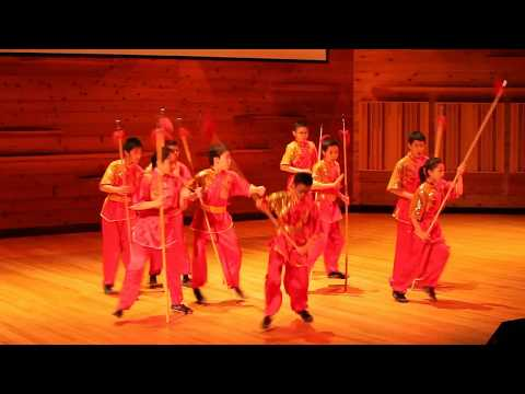 2017 Kung Fu Performance | Shaolin Kung Fu & Tai Chi