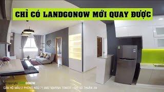 Căn hộ nhà mẫu Marina Tower, 2 phòng 71.6m2, QL13, TX.Thuận An, Bình Dương - Land Go Now ✔