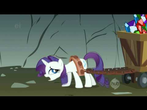My Little Pony: Friendship is Magic - Rarity whining