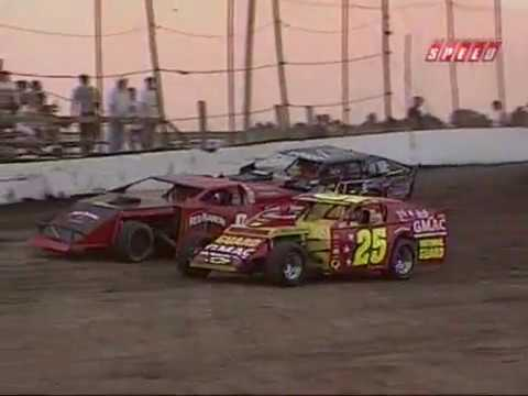 Kenny Wallace's Night of Nascar Stars @ Macon Speedway (2007)