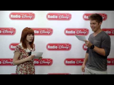 Carly Rae Jepsen - Part of Your World | Radio Disney