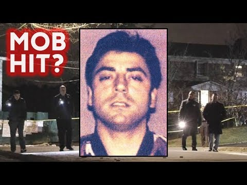Reputed Gambino crime family member killed in front of home