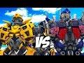 BUMBLEBEE Vs OPTIMUS PRIME - Transformers Battle