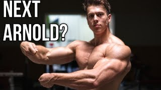 Nächster Arnold Schwarzenegger? 18yo Natural Bodybuilder Paul Unterleitner!