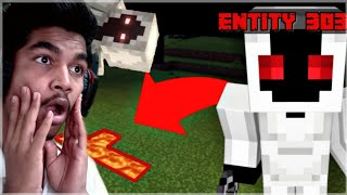 HOW DID I SPAWNED ENTITY 303 in MINECRAFT  FoxInGaming  MINECRAFT