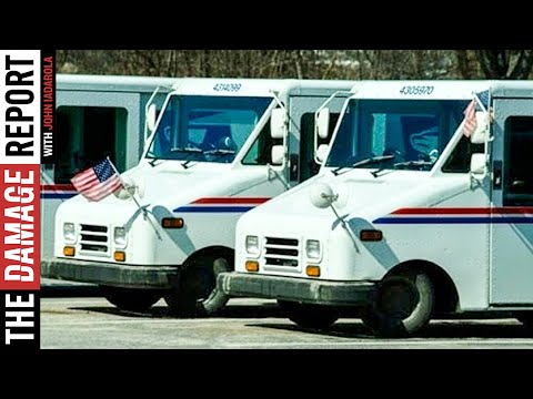 US Post Offices Face IMMINENT Collapse