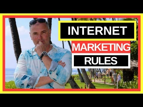 INTERNET MARKETING for beginners 2019 + TAX ADVICE for internet marketing