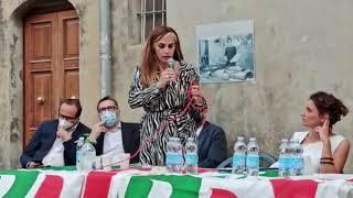 «Sindache d'Italia, viaggio nella storia delle amministratrici italiane», Andrea Catizone in Molise