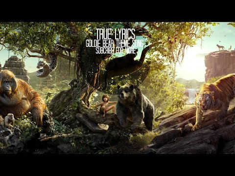 Goldie And Bear Theme Song Lyrics (OFFICIAL VIDEO) Official Lyrics Video