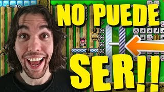 SUPER MARIO MAKER 2   DEMASIADO FACIL PARA POPULARES   EN REALIDAD NO!!!!