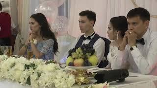 Свадьба Даурена и Зарины фильм-2