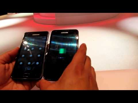 Samsung Galaxy S2 LTE - Hands-On - IFA2011 - androidnext.de
