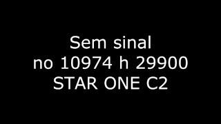 Sem sinal no Star One C2