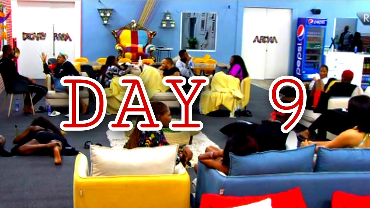 Download BBNaija Lockdown 2020 Day 9 Highlights    BBNaija Season 5