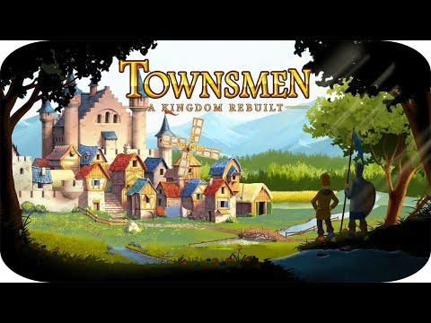 "townsmen---a-kingdom-rebuilt-(xbox-one-x)-gameplay-español-""como-ser-un-buen-rey""-👑-🏰"
