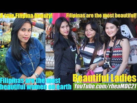 Travel to the Philippines and Meet These Beautiful Women. Beautiful Filipina Women in Baguio City