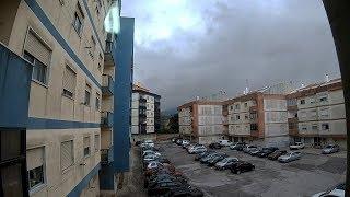 FURACÃO LESLIE EM PORTUGAL - O Maior desde 1842